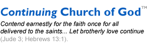 Continuing Church of God: CCOG